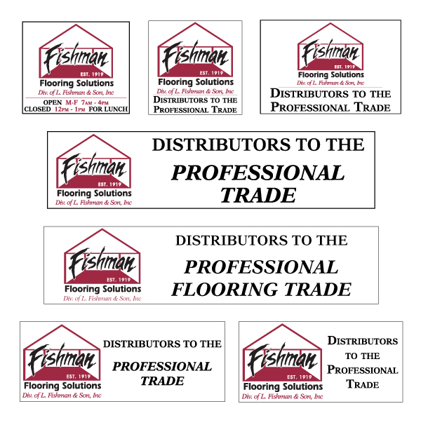 Warehouse Banners