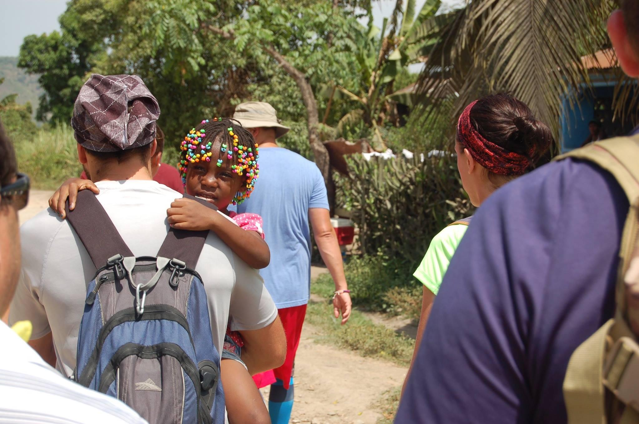 helping Haiti